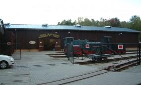 Besucherinformationtszentrum Waldeisenbahn Muskau