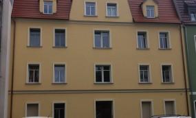Umbau eines Mehrfamilienhauses, Weißwasser
