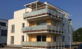 Errichtung von Mehrfamilienhäusern, Cottbus