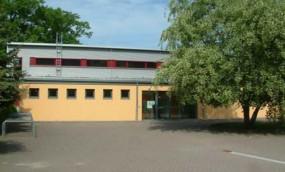 Einfeldsporthalle 1. Grundschule Weißwasser